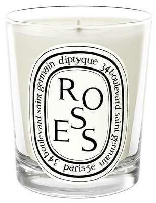 Diptyque Mini Candle Roses 70 g