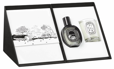 Diptyque Philosykos 30ml EDP & Figuier 70g Candle Set