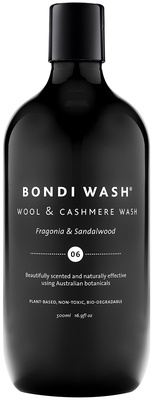 Bondi Wash Wool & Cashmere Wash Fragonia & Sandalwood