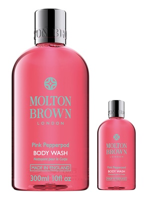 Molton Brown Pink Pepperpod Body Wash Set