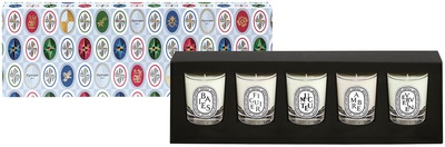 Diptyque Set of  5 Mini Candle