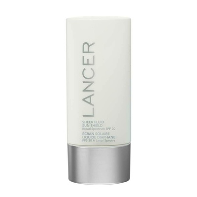 Lancer Sheer Fluid Sun Shield SPF 30