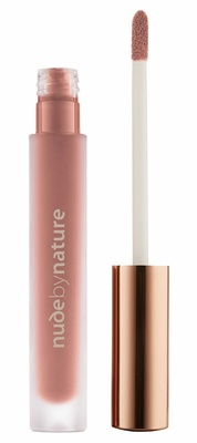 Nude By Nature Satin Liquid Lipstick 01 sand