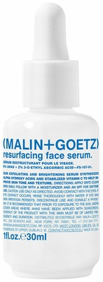 Malin + Goetz Resurfacing serum