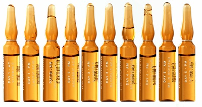 MZ Skin Glow Boost Ampoules