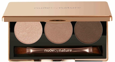 Nude By Nature Natural Illusion Eyeshadow Trio 01 Nude