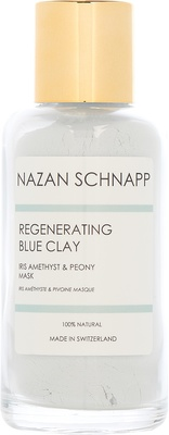 Nazan Schnapp Regenerating Blue Clay