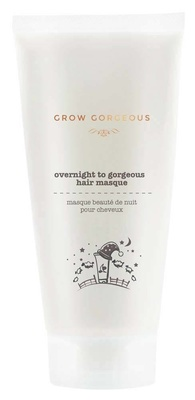 Grow Gorgeous Overnight to Gorgeous Hair Masque