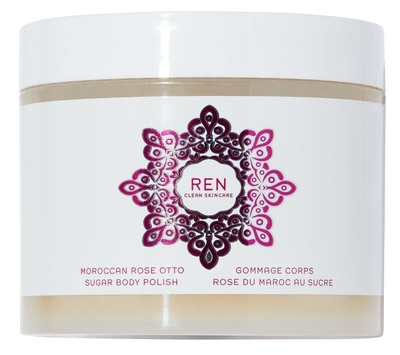 Ren Clean Skincare Moroccan Rose  Sugar Body Polish
