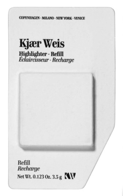 Kjaer Weis Highlighter Refill