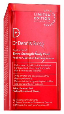 Dr Dennis Gross 20th Anniversary Alpha Beta® Extra Strength Daily Peel