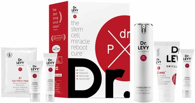 Dr. Levy Switzerland The Stem Cell Miracle Reboot Cure