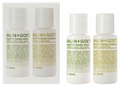 Malin + Goetz Body Essentials Duo