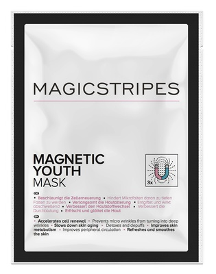 Magicstripes Magicstripes Magentic Youth Mask 3