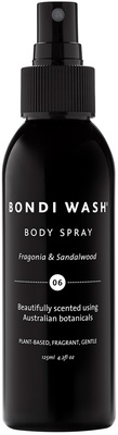 Bondi Wash Body Spray Fragonia & Sandalwood