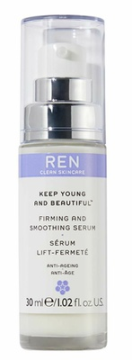 Ren Clean Skincare Keep Young And Beautiful ™ Firming and Smoothing Serum