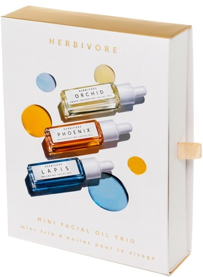 Herbivore Mini Facial Oil Trio