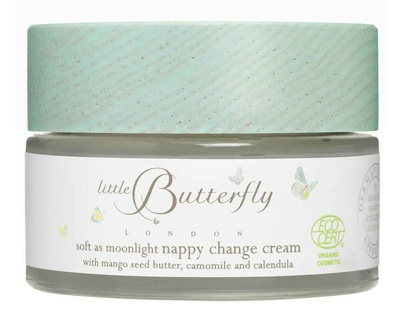Little Butterfly London Soft as Moonlight - Nappy Change Cream