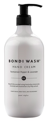 Bondi Wash Hand Lotion Tasmanian Pepper & Lavender