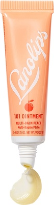 Lanolips 101 Ointment Multi-Balm Peach
