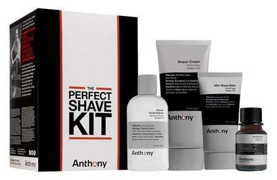 Anthony The Perfect Shave