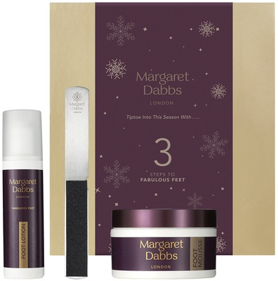 Margaret Dabbs Christmas 3 Step Kit