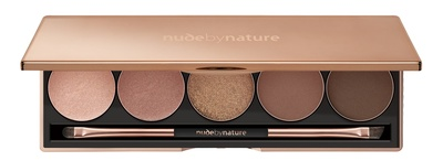 Nude By Nature NBN Natural Illusion Eye Palette 01 Classic Nude 01 Classic Nude