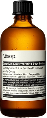 Aesop Geranium Leaf Hydrating Body Treatment