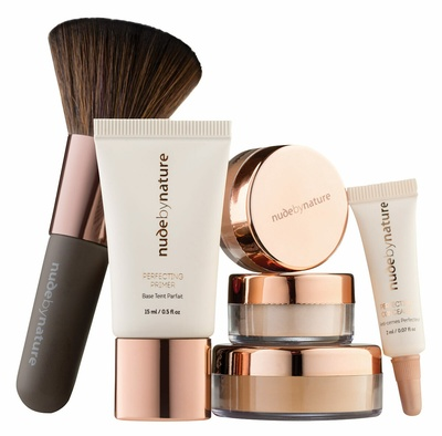 Nude By Nature Complexion Essentials Starter Kit N4 Silky Beige