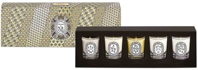 diptyque Set 5x Mini Candle
