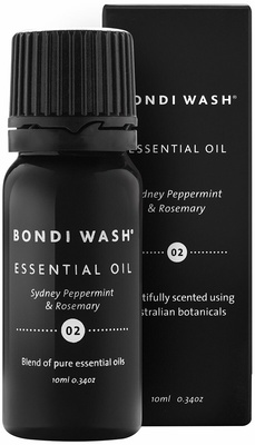 Bondi Wash Essential Oil Sydney Peppermint & Rosemary