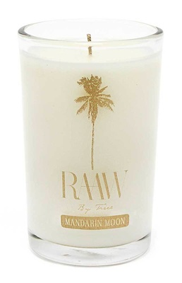 Raaw By Trice Mandarin Moon Scented Candle