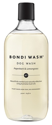Bondi Wash Dog Wash Paperbark & Lemongrass