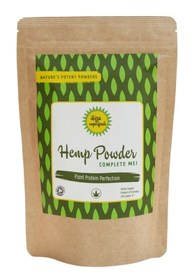 Ibiza Superfoods Premium Hemp Powder - Plant Protein Perfection