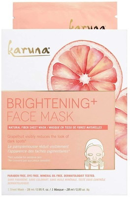 Karuna Brightening+ Face Mask Single
