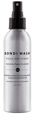 Bondi Wash Yoga Mat Spray Tasmanian Pepper & Lavender