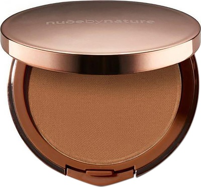 Nude By Nature Flawless Pressed Powder Foundation N9 Sandy Brown