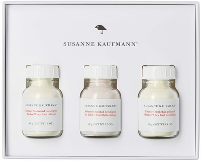 Susanne Kaufmann Bath Trio Whey Baths
