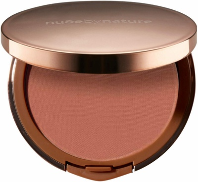 Nude By Nature Cashmere Pressed Blush 01 Soft Coral
