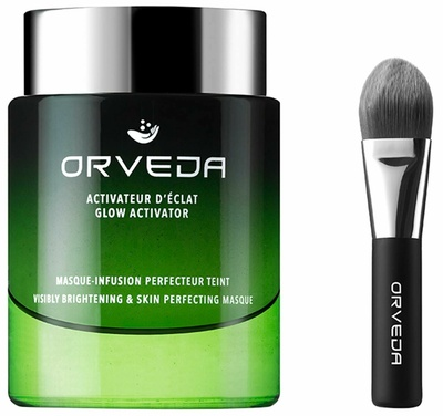 Orveda Visibly Brightening & Skin Perfecting Masque