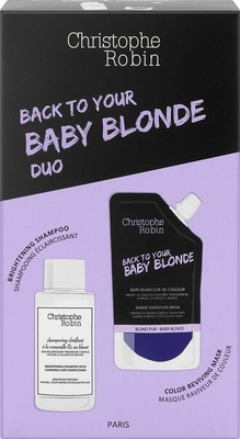 Christophe Robin Back To Your Baby Blonde