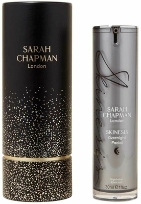 Sarah Chapman The Overnight Icon