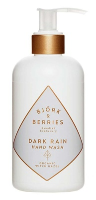 Björk & Berries Dark Rain Hand Wash