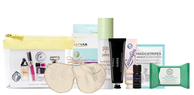 NICHE BEAUTY Beauty Buyers Long-Haul Inflight Kit - Yellow