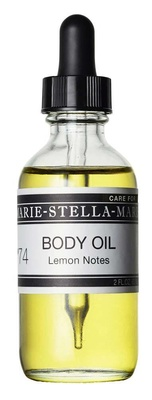 Marie-Stella-Maris Body Oil Lemon Notes