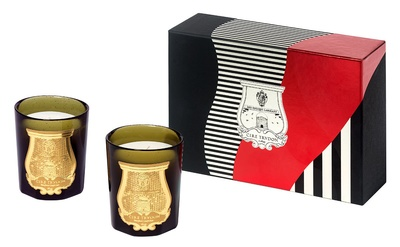 Cire Trudon Revolutionary Duo 2 Travel Candle