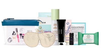 NICHE BEAUTY Beauty Buyers Long-Haul Inflight Kit - Blue