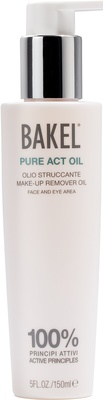 Bakel Pure Act Oil Gentle Make-Up Remover Oil