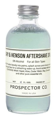Prospector Co Peary & Henson Aftershave