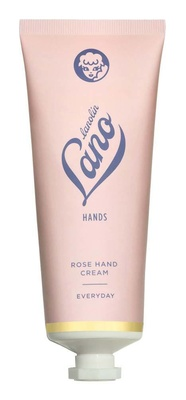 Lanolips Lano Rose Hand Cream Everyday